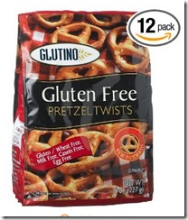 Glutino Gluten-Free Pretzels