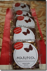 Mariposa's Fabulous Half-Dozen Gluten-Free Brownie Set