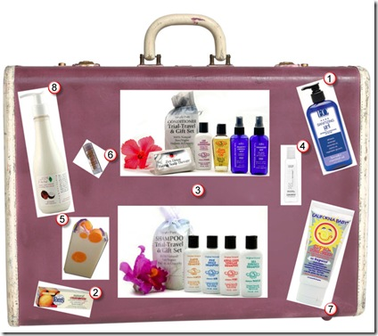 Must-Have Gluten-Free Traveling Toiletries
