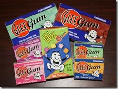 Gluten Free Glee Gum