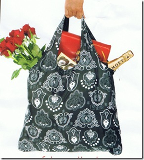 Go Green with Evirosax Bags when shopping for Gluten Free Goodies