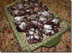 Chocolate Gooey Butter Gluten Free Cookies