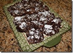 Chocolate Gooey Butter Gluten Free Cookies