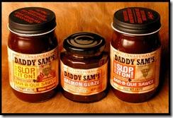 Daddy Sam's Gluten Free Sawces